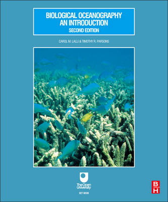 Biological Oceanography: An Introduction (Paperback)
