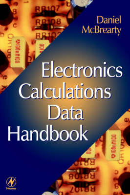 Electronics Calculations Data Handbook (Paperback)