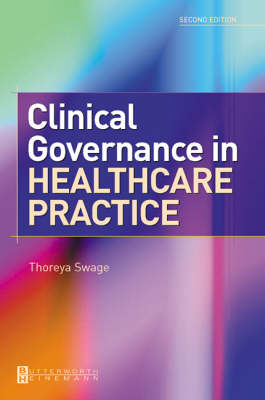 Clinical Governance in Healthcare Practice (Paperback)