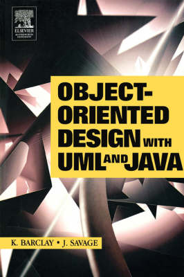 Object-Oriented Design with UML and JAVA (Paperback)