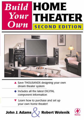 Build Your Own Home Theater (Paperback)