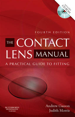 The Contact Lens Manual: A Practical Guide to Fitting (Paperback)