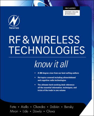 RF and Wireless Technologies - Newnes Know it All (Paperback)
