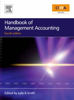 Handbook of Management Accounting (Hardback)