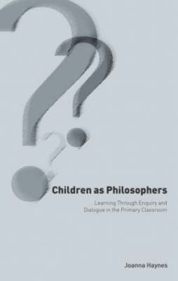 Children as Philosophers (Paperback)