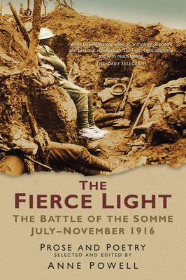The Fierce Light: The Battle of the Somme July - November 1916 (Paperback)