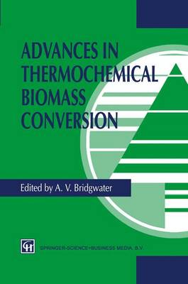 Cover Advances in Thermochemical Biomass Conversion