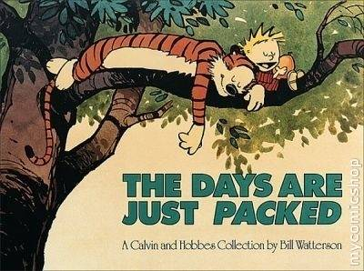 The Days are Just Packed - The Calvin & Hobbes Series 12 (Paperback)