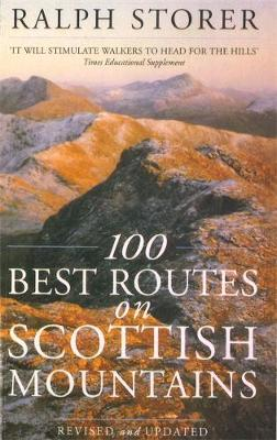 100 Best Scottish Mountain Routes (Paperback)