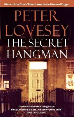 The Secret Hangman - Peter Diamond Mystery 9 (Paperback)