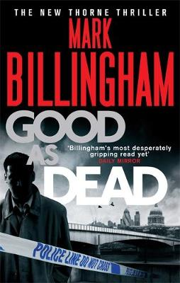 Good as Dead - Tom Thorne Novels 10 (Paperback)