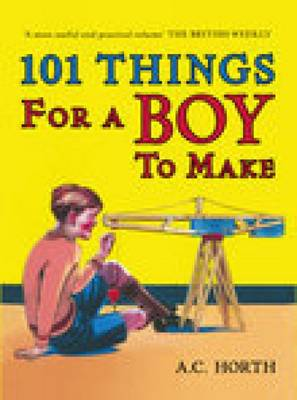 101 Things for a Boy to Make (Paperback)