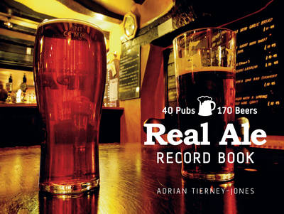 Real Ale Record Book (Hardback)