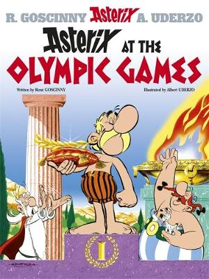 Asterix at the Olympic Games: Goscinny and Uderzo Present (Paperback)