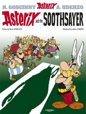 Asterix and the Soothsayer: Album 19 (Hardback)