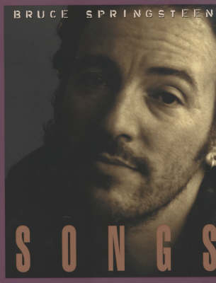 Songs: Bruce Springsteen (Paperback)
