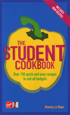 The Student Cookbook (Paperback)