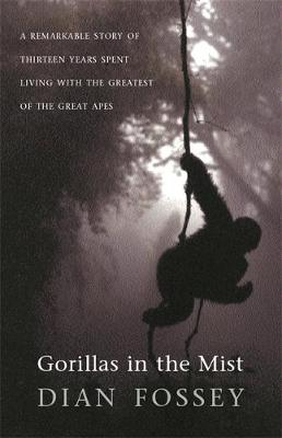 Gorillas in the Mist: A Remarkable Story of Thirteen Years Spent Living with the Greatest of the Great Apes (Paperback)