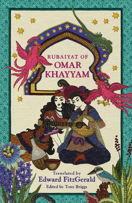 Rubaiyat of Omar Khayyam - Everyman Poetry (Hardback)