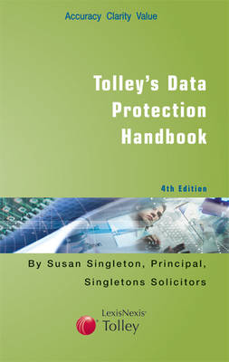 Data Protection Handbook (Paperback)