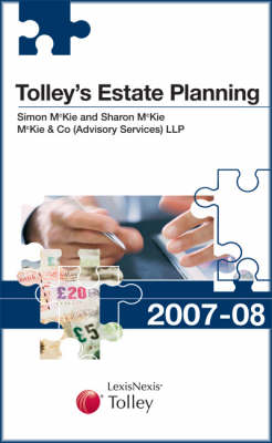 Tolley's Estate Planning 2007-08 - New Tolley's Tax Planning (Paperback)