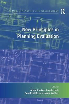 New Principles in Planning Evaluation - Urban Planning and Environment (Hardback)