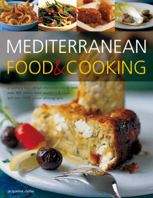 Mediterranean Food and Cooking (Hardback)