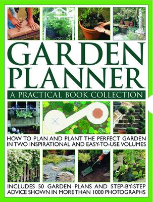 Garden Planner: A Practical Book Collection (Hardback)