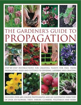The Gardener's Guide to Propagation: Step-by-step Instructions for Creating Plants for Free, from Propagating Seeds and Cuttings to Dividing, Layering and Grafting (Hardback)