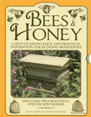 Bees & Honey: A Hive of Knowledge and Practical Inspiration for Budding Beekeepers: Includes Two Beautiful Step-by-step Books (Hardback)