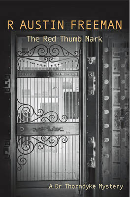 Red Thumb Mark - Dr. Thorndyke 1 (Paperback)