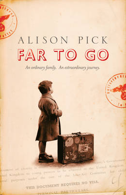Far to Go (Paperback)