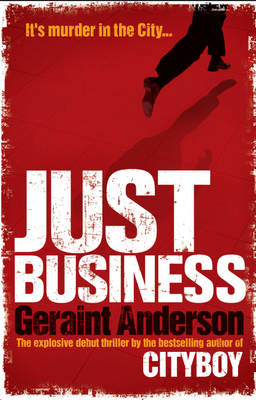 Just Business (Hardback)