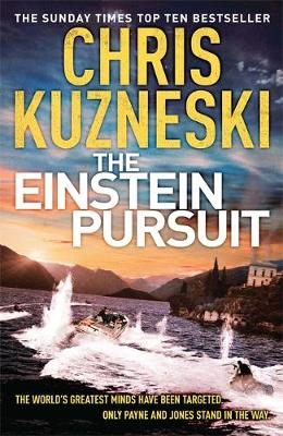 The Einstein Pursuit - Payne & Jones 8 (Hardback)