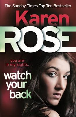 Watch Your Back - Baltimore Series 4 (Paperback)