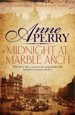 Midnight at Marble Arch (Paperback)