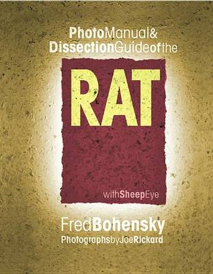 Rat: Photomanual and Dissection Guide (Paperback)