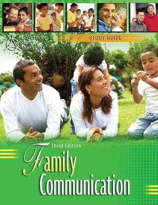 Family Communication: Study Guide (Paperback)