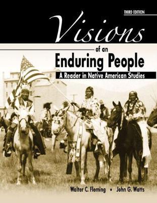 Visions of Enduring People: Reader in Native American Studies (Paperback)