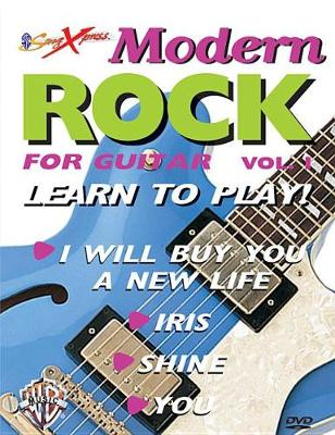 Songxpress: Modern Rock: Vol 1 (DVD)