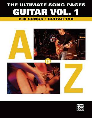 Greater Guitar White Pages (Paperback)