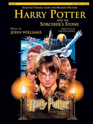 Cover Harry Potter and the Sorcerer's Stone: Selected Themes from the Motion Picture: Flute: Solos - Duets - Trios
