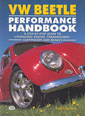 Vw Beetle Performance Handbook (Paperback)