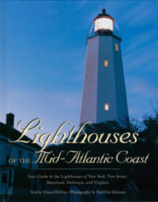 Lighthouses of the Mid-Atlantic Coast (Paperback)