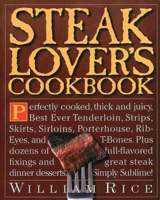 Steak Lover's Cookbook (Paperback)
