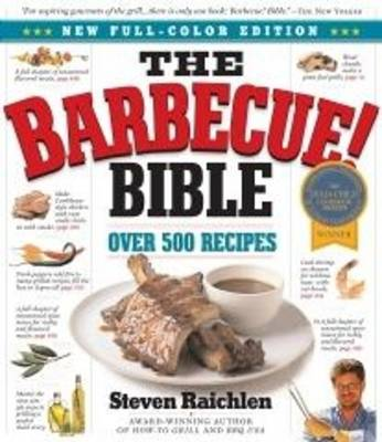 The Barbecue! Bible: Over 500 Recipes (Paperback)
