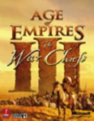 Age of Empires III: Warchiefs - The Official Strategy Guide (Paperback)