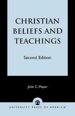 Christian Beliefs and Teachings (Paperback)