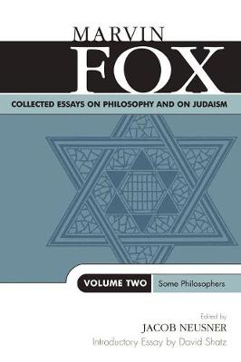Collected Essays on Philosophy and on Judaism: Some Philosophers - Studies in Judaism (Paperback)