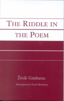 The Riddle in the Poem (Paperback)